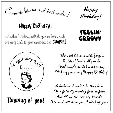 sentiment rubber sts 10 best cards sentiment words 28 images 25 best