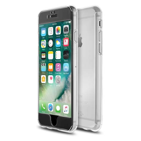 360 Protect Iphone 7 Plus coque iphone 8 plus 7 plus transparente protection 360 176 qdos