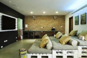 Diy Home Theater Small Room Home Theater Basement Design Ideas Home Design