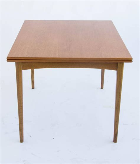 Dux Dining Table Folke Ohlsson For Dux Of Sweden Folding Dining Table At 1stdibs