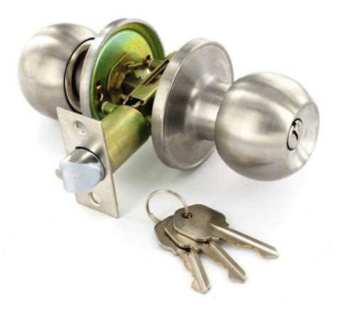 Door Knobs With Key Lock by Bathroom Steel Door Knob Handle Entrance Key Lock Locks