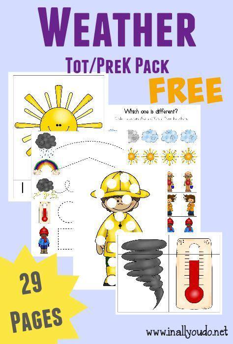 kindergarten themes weather 108 best weather seasons for preschool images on