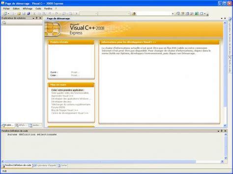 Visual C microsoft visual c 2008