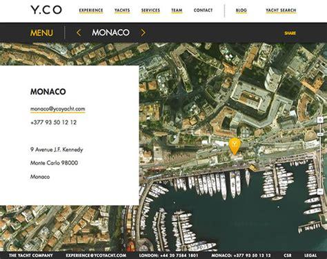 design online map 16 inspiring exles of interactive maps in web design