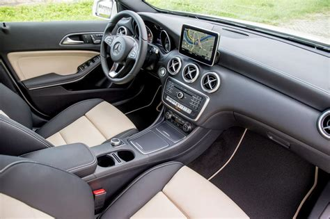 Mercedes A Class Interior by Mercedes A Class Facelift 2015 Review Pictures Auto