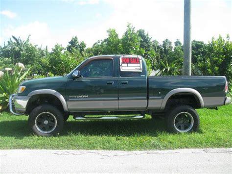how make cars 2000 toyota tundra on board diagnostic system buy used 2000 toyota tundra sr5 extended cab pickup 4 door 4 7l in lake worth florida united