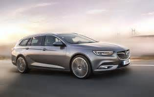 Opel Insgnia 2018 Buick Regal To Be Offered In Wagon Wagon Since