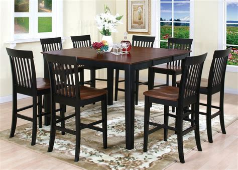 modern high top tables kitchen tables phil in furniture