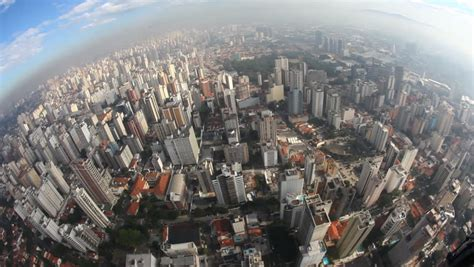 Cizy Top City Top View Stock Footage