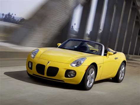 saturn sky orange modern collectibles revealed pontiac solstice gxp and
