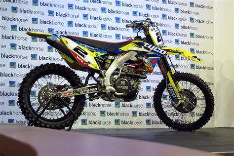 Suzuki Motocross Riders Tyco Suzuki Mx Look Forward To Season Shakedown Cia
