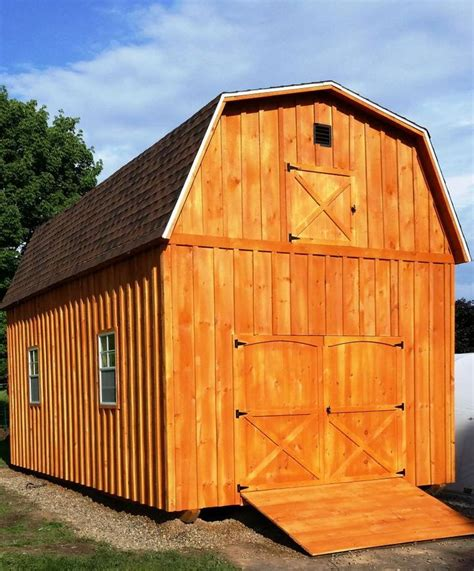 1000 ideas about amish sheds on shed kits