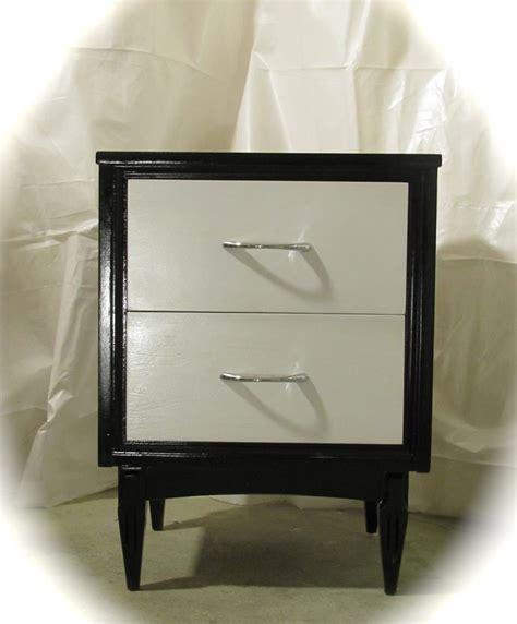 Black Brown Bedside Table Furniture Hemnes Nightstand Black Brown Ikea Black