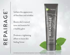 it works repairage skin care it works products