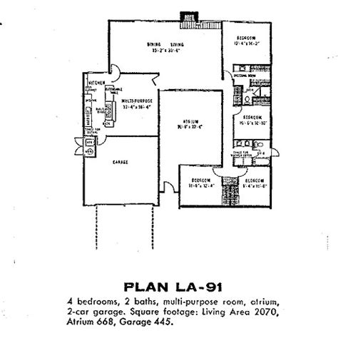 joseph eichler home plans eichlers front door to a subliminal suburbia