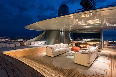yacht savannah layout savannah by feadship deck photo jeff brown yacht