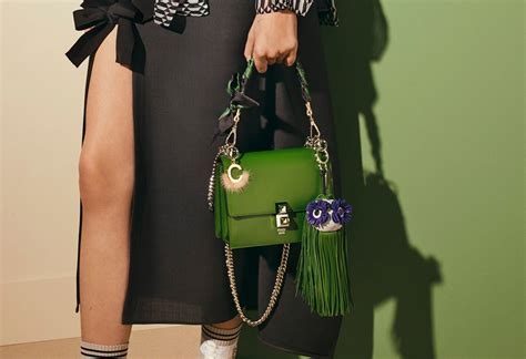Fendi Fall 2007 Bags by Fendi Debuts A New Bag Along Favorites Both Recent And