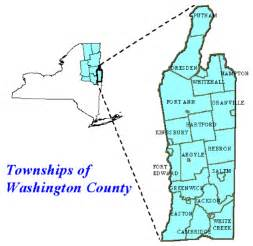 New York Washington Map by Fishing Spots In Washington County Nys Dept Of