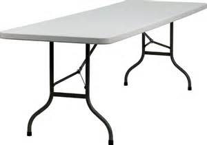 30x72 6 foot molded plastic folding table
