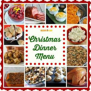 56 christmas dinner menu ideas recipelion com