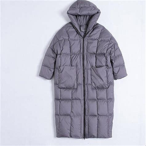 Jaket Parka Size Besar Abu Jaket Parka Jumbo Pria Casual Premium winter jacket europea new style hooded jacket large
