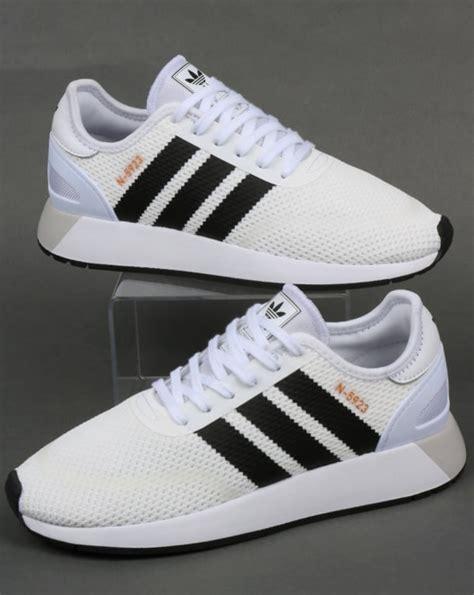adidas n 5923 adidas n 5923 trainers white black iniki runner 70s shoes