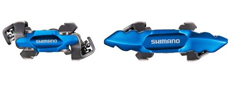 New Pedal Shimano M995 Special Edition Anniv 25th shimano continues to celebrate 25 years of spds with special edition blue xtr pedals and m200