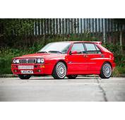 Jay Kays Lancia Delta Integrale Comes Up For Sale  Evo