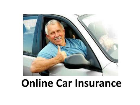 Assurance Auto Online by Ppt Save The Planet Shopping For Auto Insurance Quotes