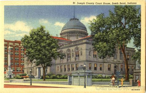 St Joseph County Court Search St Joseph County Court House South Bend In