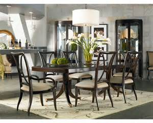 Thomasville Furniture Dining Room Pedestal Dining Table Dining Room Furniture Thomasville Furniture