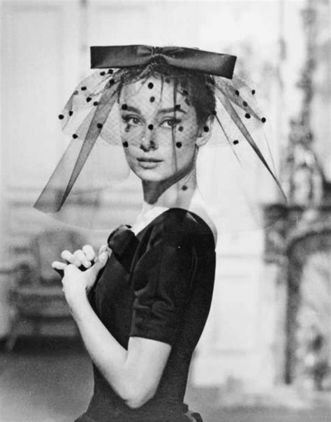 Audrey Hepburn photographed by Zinn Arthur for Love in the