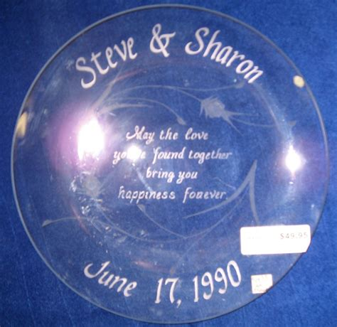 Wedding Anniversary Engraving Ideas by Wedding Anniversary Gifts Wedding Anniversary Engraving Ideas