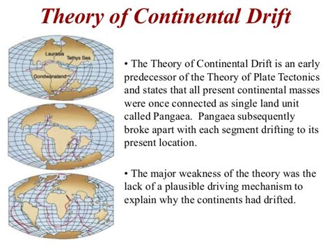 Plate Tectonics Essay by Plate Tectonics And Continental Dri