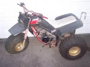 83 86 03 yamaha ytm 225 200 yfm 250 yfb tri moto transmission gear counter shaft ebay