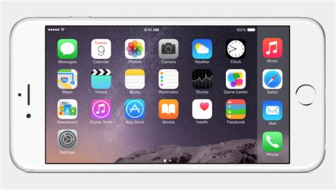landscape layout iphone 6 plus iphone 6 plus features a 5 5 inch 1080p display and