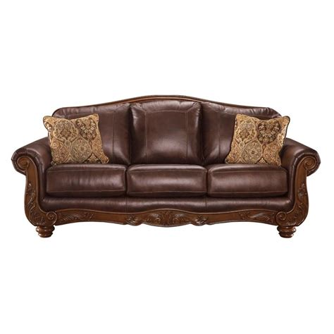 Leather And Wood Sofa 3 Leather Sofas That Will Elevate Your Home Decor Weekends Only Ballwin Nearsay