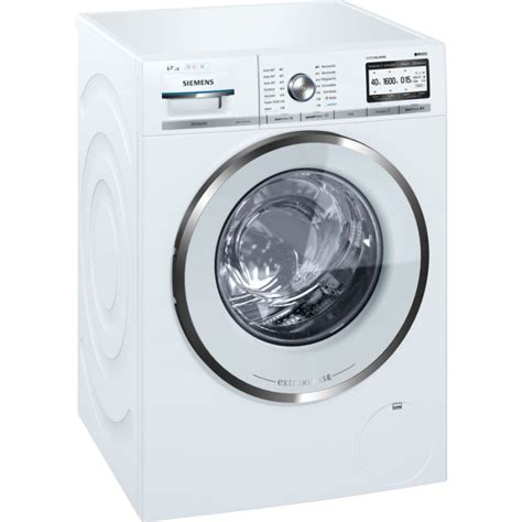 siemens waschmaschine extraklasse siemens waschmaschine der extraklasse wm6yh891 eek a