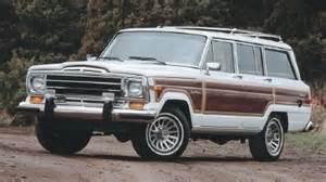 jeep wagoneer grand 1981 1992 car interior design