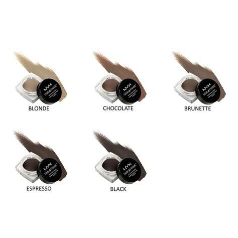 Nyx Pomade nyx cosmetics frame tinted brow pomade beautykitshop