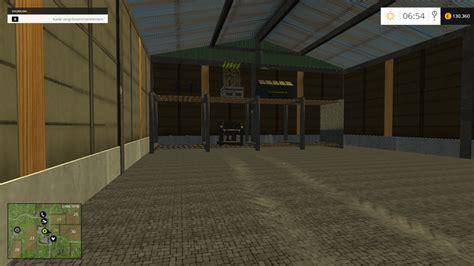 House Building Simulator ls 15 halle v 1 1 platzierbare objekte mod f 252 r
