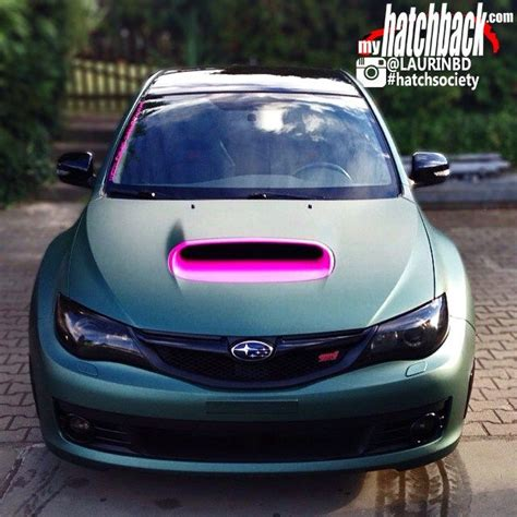 green subaru hatchback 25 best ideas about subaru impreza on sti