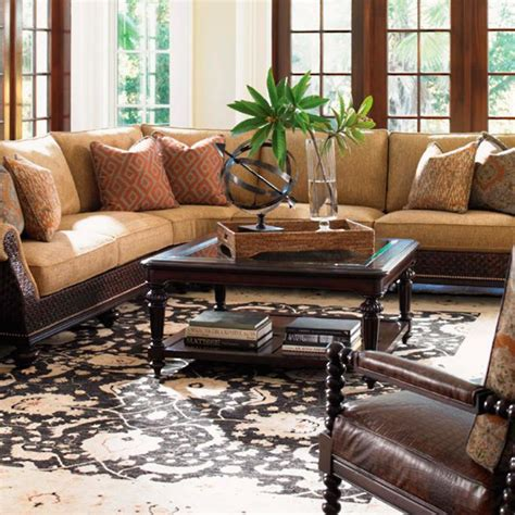 tommy bahama living room furniture tommy bahama living room set