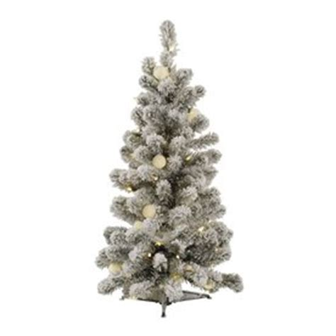 shop vickerman 3 ft tabletop pre lit flocked white