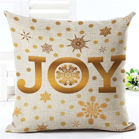 christmas tree cushion pattern merry christmas decoration cushion letter christmas gifts