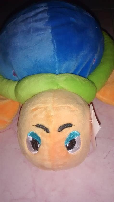 Boneka Kura Kura 30 Cm jual boneka kura kura blue yayu shop