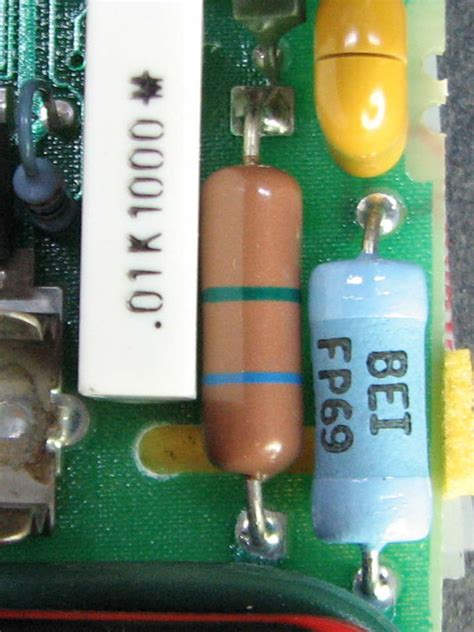 fusible resistor black band fluke 87 fusible resistor mr modemhead