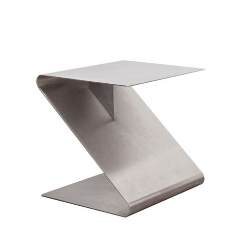 Tabouret Inox by Table Basse Tabouret En Inox Pli 233
