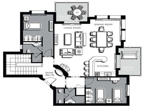 architectural floor plan architecture floor plans interior4you