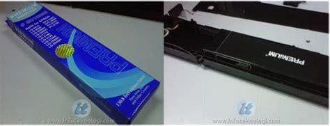 Printer Yg Ada Bluetooth cara mengganti pita printer dot matrix yg biasa dipakai di kantor dan kasir juragan sopwer